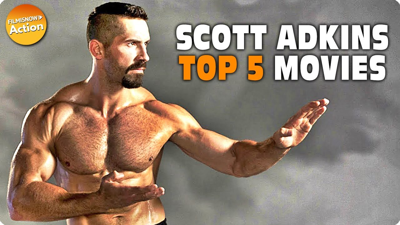 SCOTT ADKINS TOP 5 Movies | Trailer Compilation