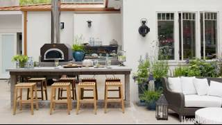 Gambar cover 15 Best Outdoor Kitchen Ideas and Designs - Pictures of Beautiful Outdoor Kitchens