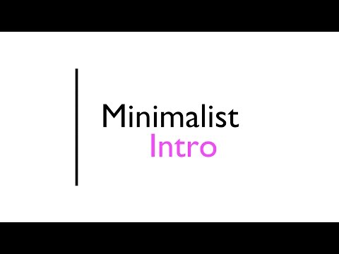 How To Make A Simple Youtube Intro | Blender Tutorial
