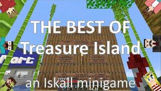 Iskall's Treasure Island (Hermitcraft season 7)