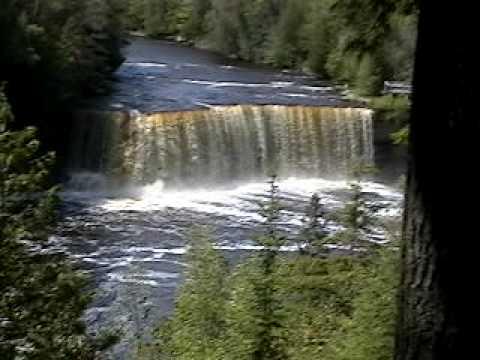 Tahquamenon Falls campground