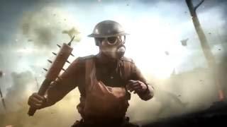Battlefield Theme - Orchestral Version [Battlefield 1 - Music Video]