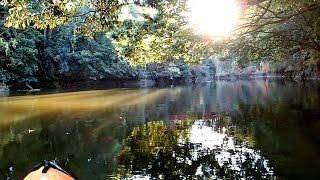 三島湖探索 jimny jb23 sevylor k5 kayak