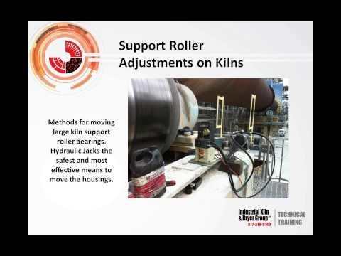 Support Roller Adjustments Webinar