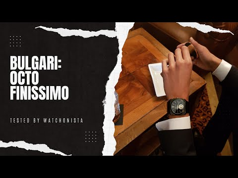 Bulgari Octo Finissimo by Watchonista