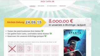 Wie funktioniert Kein-Lotto.de?