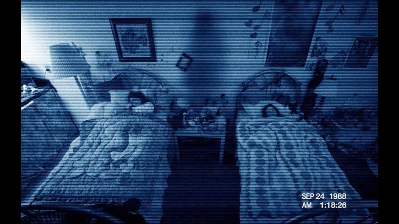 Paranormal Transmission Trailer Deutsch