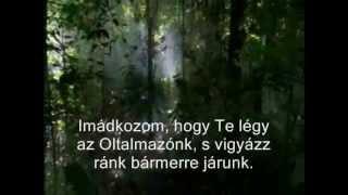 Az Ima - The Prayer- Celine Dion & A. Bocelli (Magyar fordítás) BBC Planet Earth footage