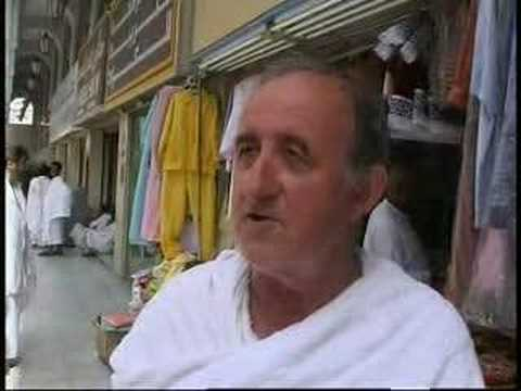 In Mecca for the First Hajj after 9/11