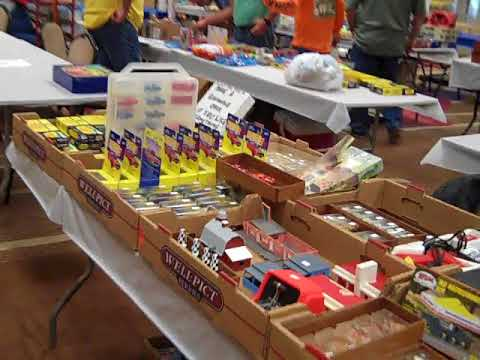 Baltimore/Maryland Slot Car Show 10/22/2017