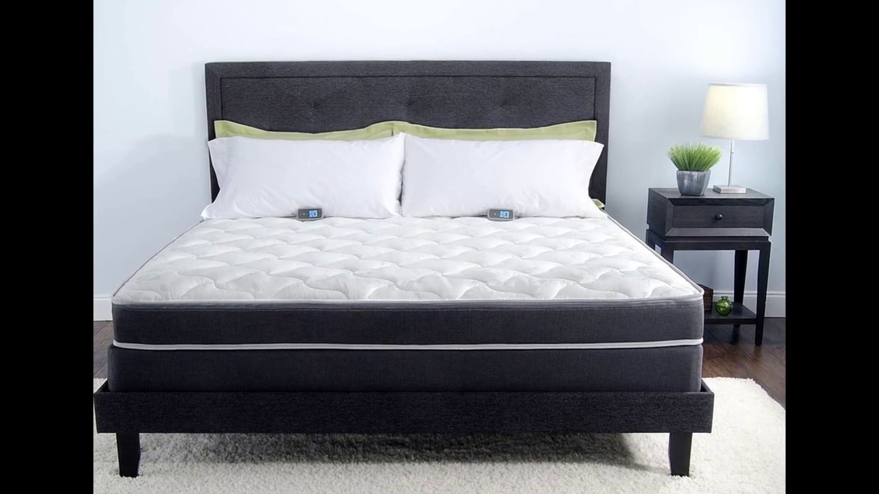 Sleep number bed prices 2017 youtube for Sleep number mattress prices