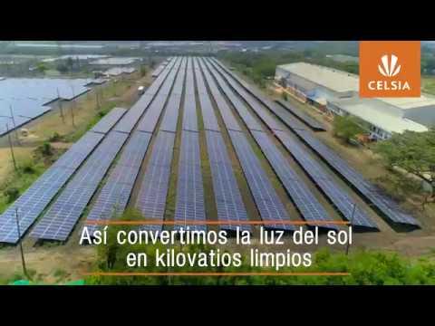 LA GRANJA SOLAR MÁS GRANDE DE COLOMBIA