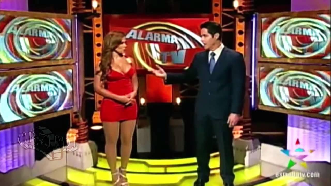Andrea Rincon Sexy andrea rincon alarma tv #5