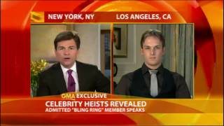Exclusive: 'Bling Ring' Leader Speaks