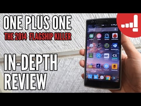 OnePlus One Flagship Killer 2014 Review