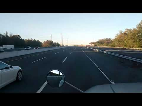 Avenel, New Jersey to Philadelphia, Pennsylvania.(2)