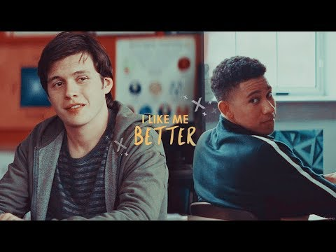 simon & bram i like me better