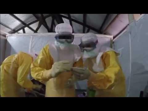 MSF Continues Ebola Response in Guinea and Liberia | Ebola video