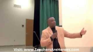 Top Keynote Speaker Mark Anthony Garrett Speaks on Self-Esteem 614 732 3568
