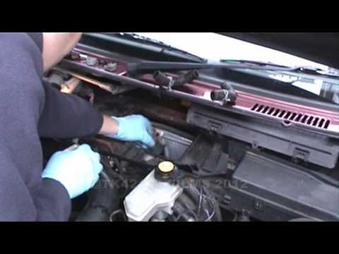 3 4 L Engine Coolant Flow Diagram Fiesta Heater Matrix Removal Youtube