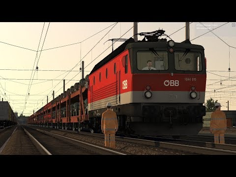 Train Simulator Three Country Corner Scenario Pack 1: ÖBB 10