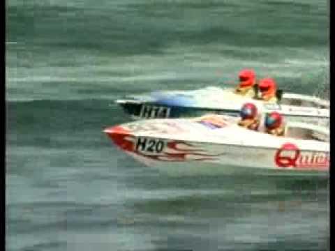 Formula Honda Offshore Powerboat Racing