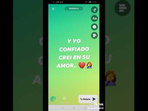 Vídeo Romántico💗 Para (Estado De Whatsapp)💗