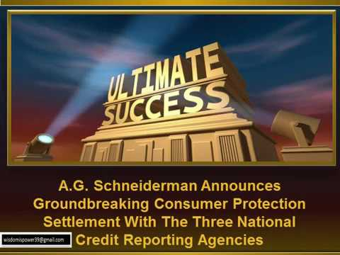 New Laws for Credit Reporting Agencies