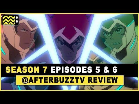 Download Voltron Legendary Defender Season 7 Episodes 5 & 6 Review & After Show w/ Guest Mitch Iverson