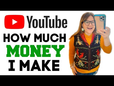 How Much Money Does A Small YouTube Channel Make? 5000 Subscribers