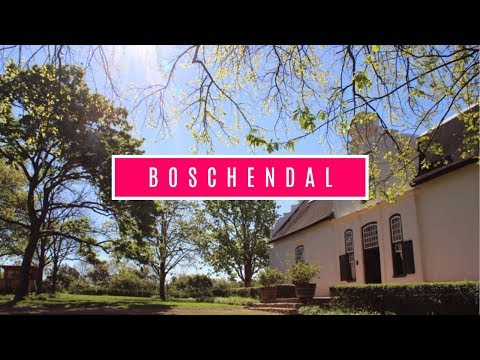 A day at Boschendal Wine Estate