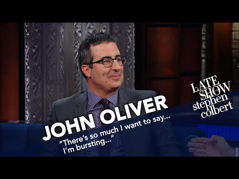 Thumbnail: John Oliver Also Went To Russia, And Won't Hurry To Return