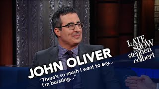 John Oliver Also Went To Russia, And Won\'t Hurry To Return