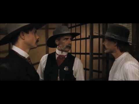 """Tombstone - """"Believe me boy, you don't ever want to know...Not EVER!"""""""