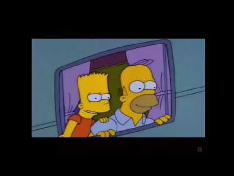 Defeat Of My Favorite The Simpsons Villains Imovie Youtube