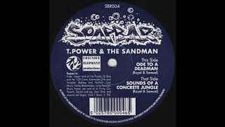 T Power & The Sandman - Sounds of a Concrete Jungle