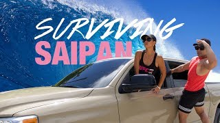Surviving Saipan: How to Live Your Best Life in the 670 | WE670
