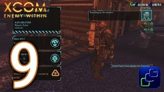 XCOM: Enemy Within Walkthrough - Part 9 - Alien Abductions - Moscow