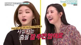 [170823][Vietsub] Weekly Idol 317 - Sunmi & Chungha