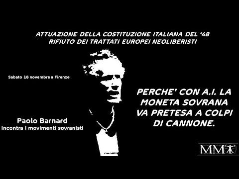 IL FUTURO HI-TECH GLEBA (Paolo Barnard)
