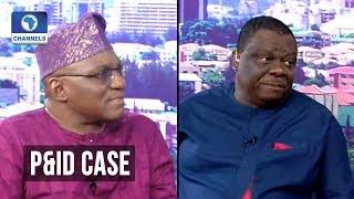 SAN, Chairman BMO Debate Complicity Of P&ID Case Against Nigeria
