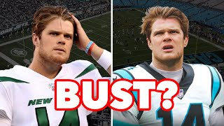 Can Sam Darnold Overcome his Ghosts...or is He a Bust?