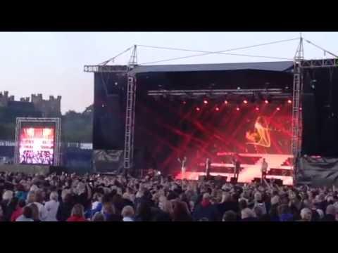 Boyzone At Durham CC June 7 2014