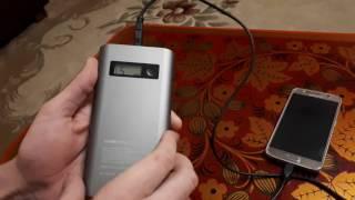 Внешний аккумулятор для Iphone и Samsung
