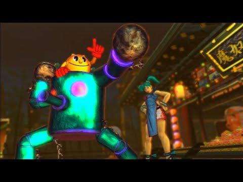 Street Fighter X Tekken Playthrough - Pac-Man And Xiaoyu (Team Techno Fiends!)