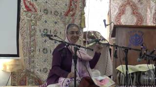 Bibi Jasbir Kaur Ji - Gurbani Vichar -salok Baba Farid Jee