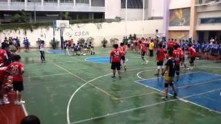 第四屆聯會盃No 20 高中男M組 天主教培聖中學 VS 香