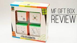 Trên tay bộ MF Giftbox gồm 2x2, 3x3, 4x4, 5x5, chơi ngon giá hợp lý