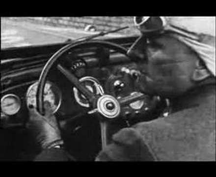 1936 DKW Motorrader promotional film 7 of 10
