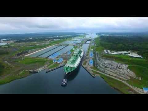 LNG Tanker Registers 4,000th Neopanamax Transit Through Panama Canal